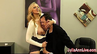 Julia Ann Milks Stepson previous to his Date!