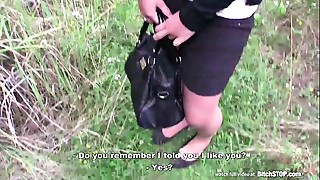 Hooker STOP - Czech gal with cute face