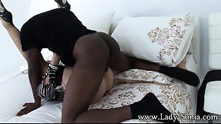 Lady Sonia Trophy Wife Used Hard And Filled With Cum