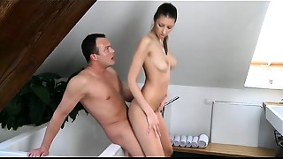 Orgasms - Shower sex with a Supermodel