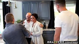 Brazzers - Mama Got Bra buddies - (Ashton Blake), (Mike Mancini) - Pimp My Mama