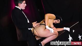XXX Porn movie scene - One Smart Dummy Rebecca Brooke Jordi