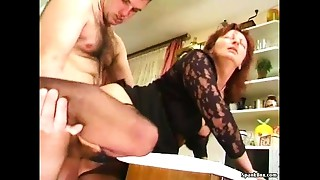 Real Old bitch Porn