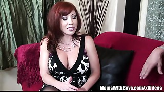 Mommy Brittany O&#039_Connell Is No Lady When It Comes To Fucking