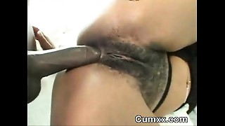 Ebon A bit of butt Hairypussy