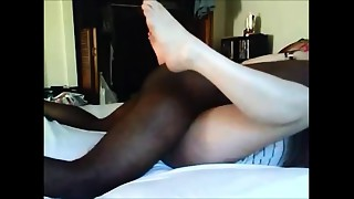 Dilettante cheating wife interracial