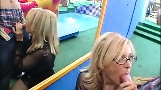 Mommy pompino e scopata