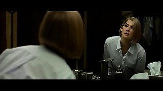 The most good of Rosamund Pike sex and sexy scenes from &#039_Gone Girl&#039_ clip ~*SPOILERS*~