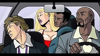 Interracial Toon Episode
