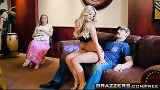 Brazzers - Brazzers Exxtra -  Dont Touch Her 3 scene starring Kayla Kayden and Charles Dera