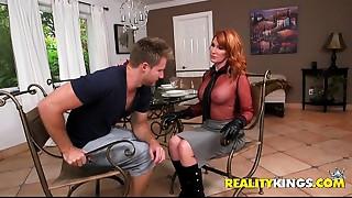 Reality Kings - Freya Chic Slit
