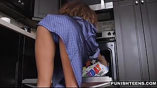 PunishTeens - Shy Girlfriend Hardcore Screwed