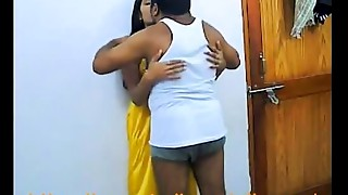 indiasextalk.com deshi unsatisfied mohini aunty screwed by devar in home alone