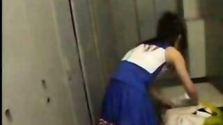Cheerleader receives screwed by her teacher