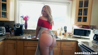 Perfect ass white girl Alexis Texas Claps Back with Her Large Wazoo on BangBros (ap14883)