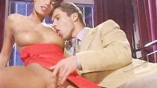Anita Golden-haired The Spruce Slut