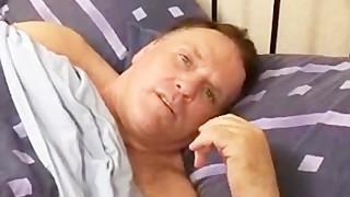 British Cougar Tracey Lain Lets Landlord Bonk Her Gazoo