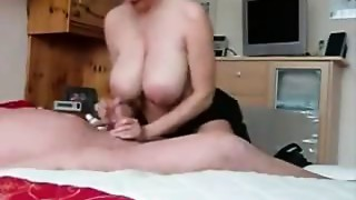 Bigtitted Step Mommy Cook jerking