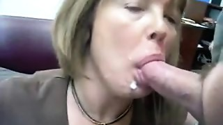 The Office Slut's Facual cumshots (Compilation)