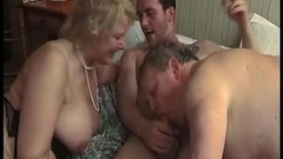 Bi-Sex Matures 3some