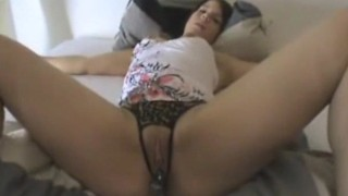 Fastened non-professional girlfriend homemade oral sex with facial ejaculation