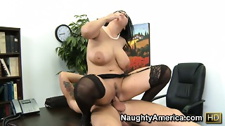 Jaylene Rio is such a sexually excited Latino babe!