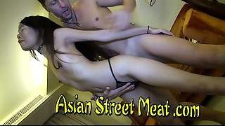 Thai Girl Drank The Load
