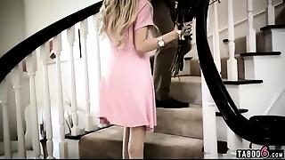 Legal age teenager girlfriend Piper Perri banged by drug dealers