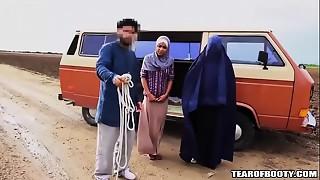 Arab dude sells his own daughter