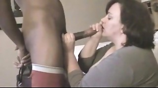 aged BBW fucks youthful dark wang in hotel room during the time that husband is away