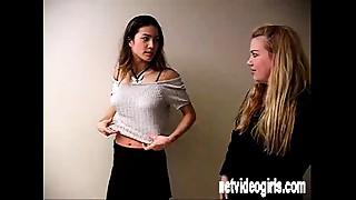 netvideogirls - Non-professional Claire Attacks Sam