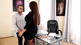 Office Adventures- My Boss is a Cock-sucker Mother I'd like to fuck