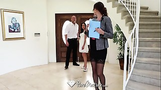 PureMature - Trio with Kendra Longing and Holly Michaels