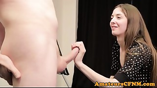 British cfnm amateur sucking male models schlong