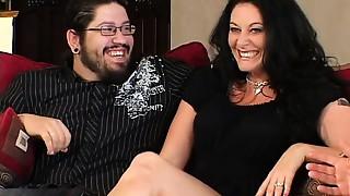 Italian Wife Shames Hubby With Swinger Sex