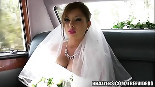 Brazzers - Pre-wedding Fucking --- FULL movie at camstripclubs.com