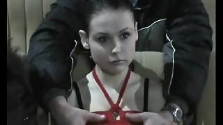 arkida reeves aka Liba aka miranda Cinemagropers red suit