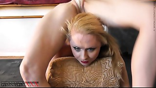 Extraordinary Erotic Contortion From Tanya The Contortionist