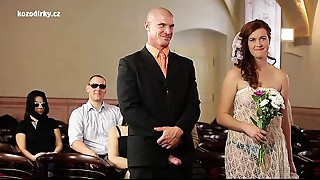 Mad PORN WEDDING