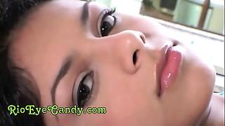 Teenie Brazilian Eye Candy