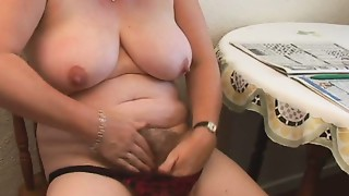 Unshaved Overweight Aged Fingering
