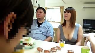 Desirous Japanese beauty Yui Sakura, Nao Nazuki in Hottest big tits, compilation JAV movie scene scene