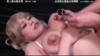 Real teat bang oriental 2 NIPPLEFUCKING.COM