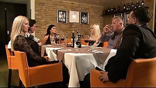 Smutty story at Restaurante